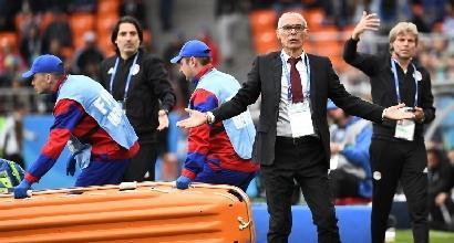 """Egitto, Cuper: """"Era troppo rischioso far giocare Salah"""""""