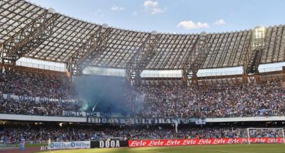 Serie A: Napoli, Cagliari e Frosinone iniziano il campionato in trasferta