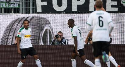 Bundesliga: il Dortmund rimonta e vola in vetta da solo