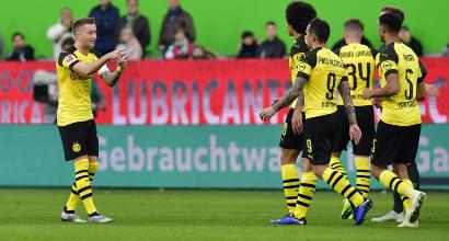 Bundesliga: Reus fa volare il Borussia, passo falso del Bayern