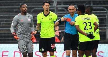 Ligue 1: Lione show contro il Monaco, Lille sempre più secondo