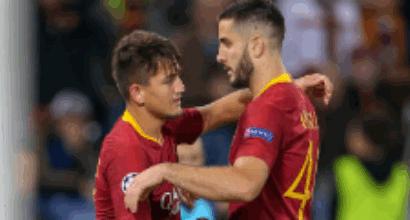 Roma: Manolas e Under oggetti del desiderio di United, Chelsea e Arsenal