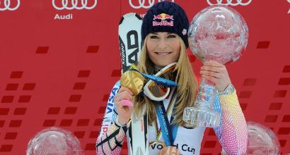 Lindsey Vonn si ritira: campionessa e star che ha rivoluzionato lo sci