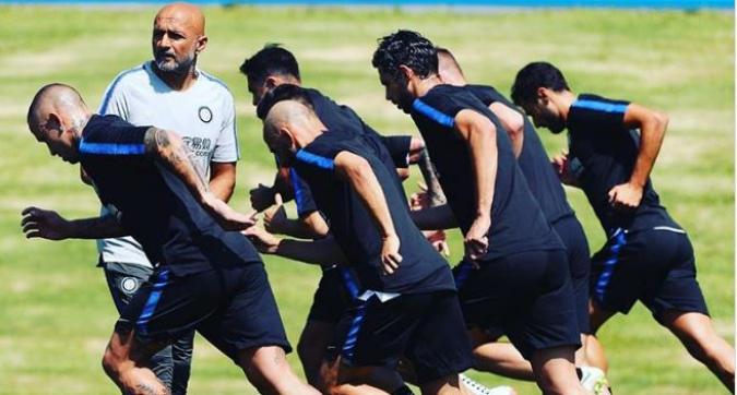 """Inter, Spalletti 'torna' su Instagram: """"Allenamento da professionisti veri"""""""