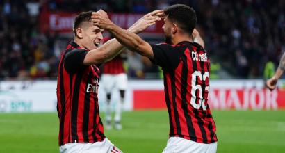 """Milan, Cutrone: """"Vorrei giocare di più, con Piatek grande feeling"""""""