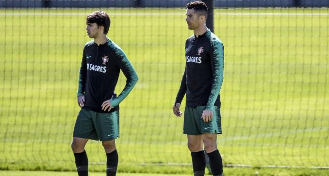 Juve-Joao Felix, c'è il benestare di Cristiano Ronaldo