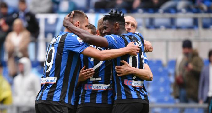L'Atalanta ribalta la Lazio: 3-1