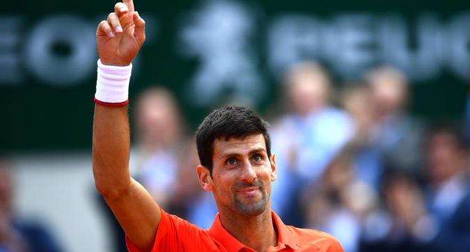 Roland Garros: semi Djokovic-Thiem