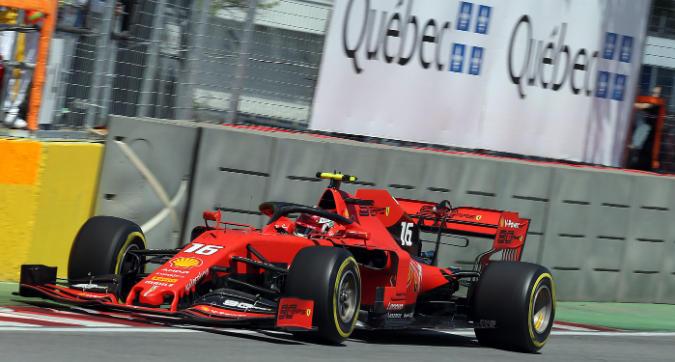 F1, doppio lampo Ferrari in FP2