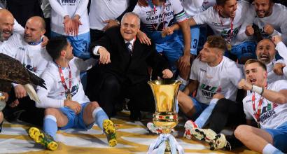 Lotito, 15 anni di Lazio: