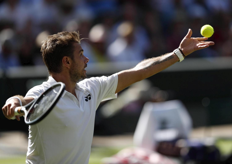 Wawrinka-Vekic: coppia vincente a Wimbledon