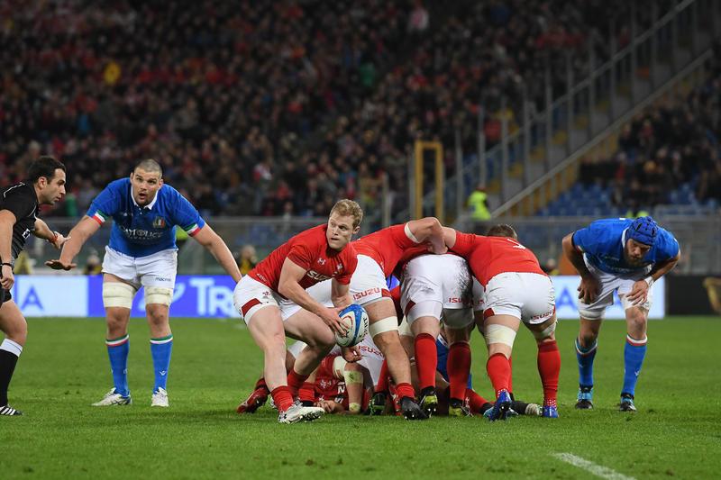 Rugby, Italia battuta in casa dal Galles
