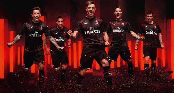 Milan, ecco la terza maglia