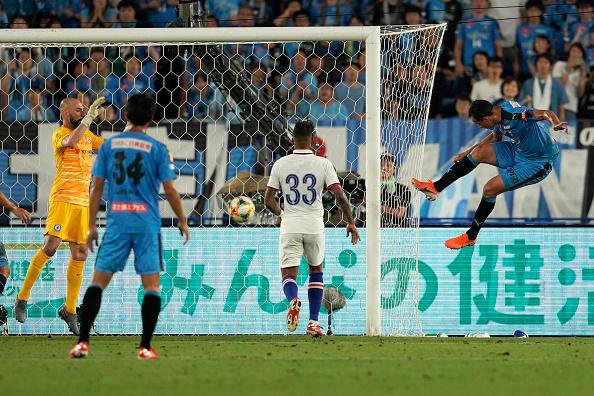 Il gol partita di Leandro Damiao
