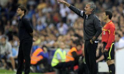 José Mourinho, foto Afp