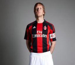 Nuovo look per il Milan