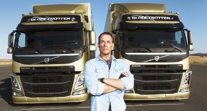 Van Damme per Volvo