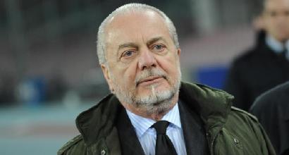"""De Laurentiis: """"Per noi il mercato è sempre aperto"""" - Calcio"""