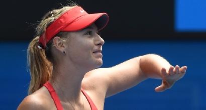 Australian Open: la finale sarà Williams-Sharapova