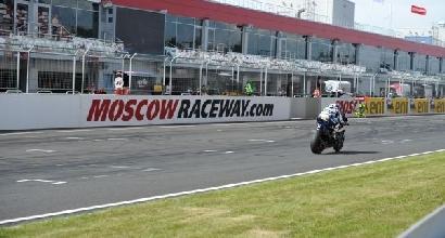 Superbike, cancellata la gara di Mosca