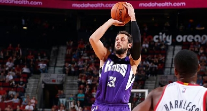 Nba: Belinelli-Kings, altra vittoria