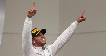 Lewis Hamilton, IPP
