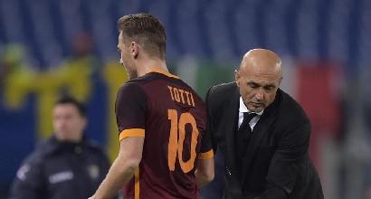 Roma, Totti cacciato dal ritiro
