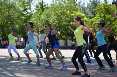 Jindafit, l'allenamento alla portata di tutti: danza scatenata su ritmi africani