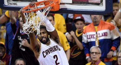Nba, playoff: Cavaliers a valanga, Raptors travolti