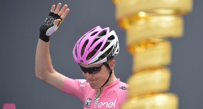 Giro 2016, 16a tappa: squillo Valverde, crolla Nibali
