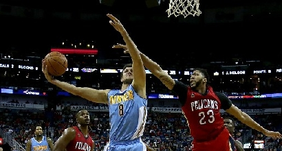 Basket, Nba: Gallinari trascina Denver, Butler ne fa 40 ai Lakers