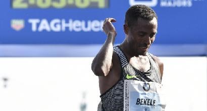 Atletica, Bekele cerca l'all-in a Dubai: assalto al record della maratona