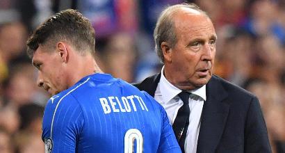 Italia, il coraggio delle idee: Ventura col 4-2-4 contro Israele