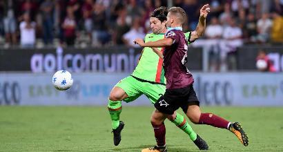 Serie B: pirotecnico 3-3 tra Salernitana e Ternana