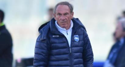 Pescara, esonerato Zeman: in pole per sostituirlo c'è Epifani