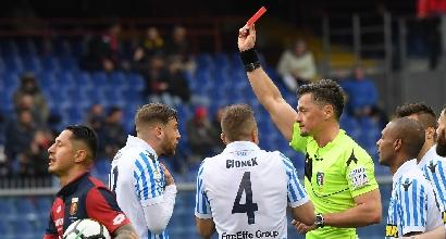Genoa-Spal: Ballardini sfida Semplici, suo possibile successore