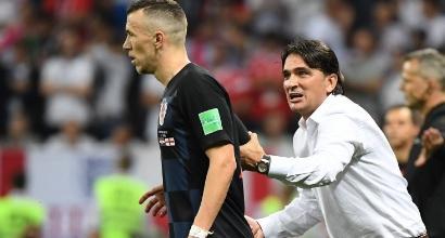 """Mondiali 2018: Croazia, ct Dalic: """"Merito dei ragazzi, è un sogno. In finale vinceremo noi"""""""