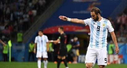 Juve-Milan si sblocca l'affare Higuain-Bonucci-Caldara