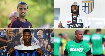 Pastore, Zaza, Gervinho, Keita: quanti ritorni in Serie A