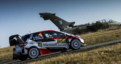 Rally, Tanak e la Toyota vincono anche in Germania