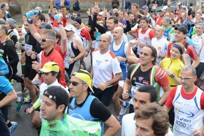 Maratona in autunno: le tabelle dell'ottava settimana