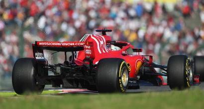 Giappone: disastro Ferrari, trionfo Hamilton