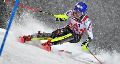 Sci, slalom Flachau: incredibile Vlhova, ha battuto la Shiffrin