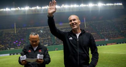 Chelsea, ipotesi Zidane per il dopo-Sarri