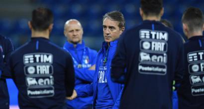 Italia-Liechtensetin: Mancini ne cambia sette, Quagliarella per il record