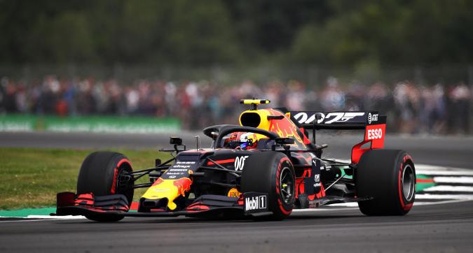 F1, Gasly svetta nelle Libere 1