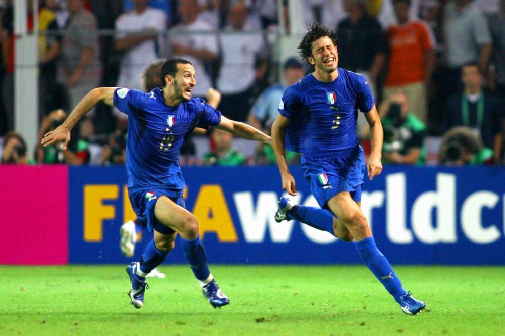 Italia-Germania, 10 anni fa esultavamo noi