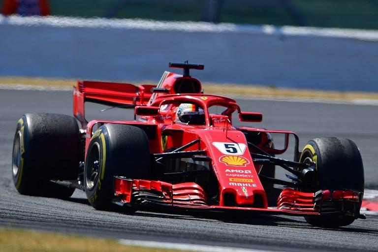 Ferrari regina a Silverstone