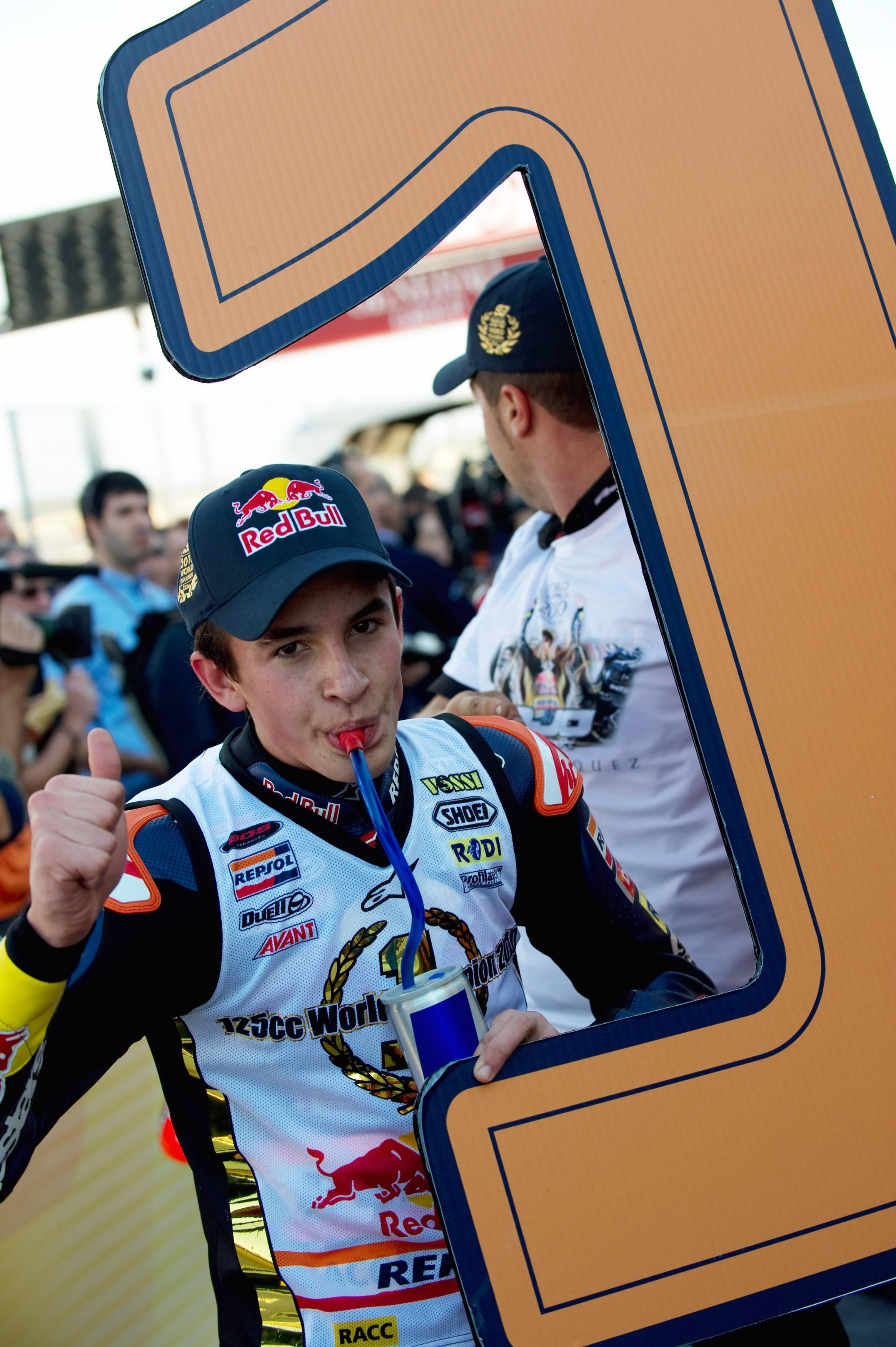 Marquez, una carriera da pilota prodigio
