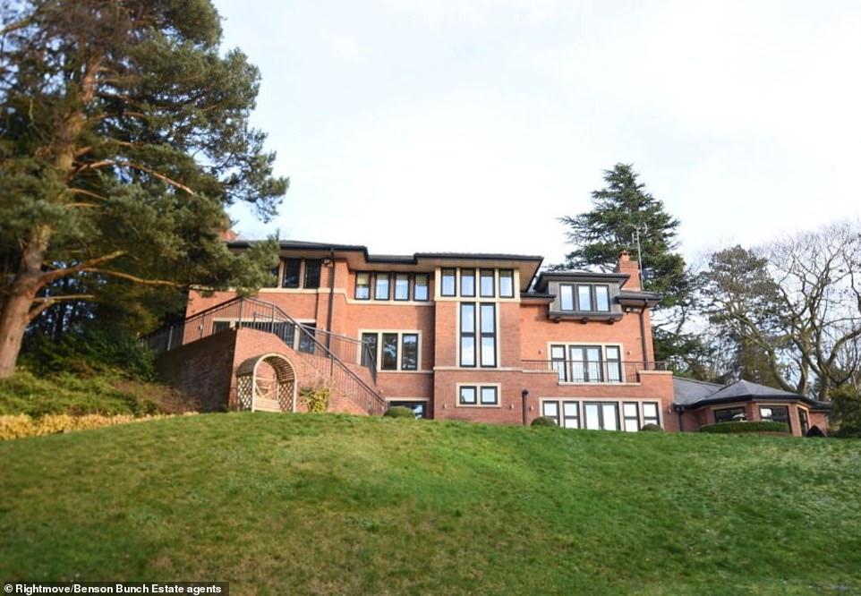 Cristiano Ronaldo, in vendita la villa da 3,5 milioni